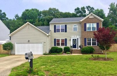 York County Single Family Home New Listing: 134 Hedgerow Ln