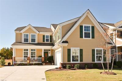 Suffolk Single Family Home New Listing: 5022 Kings Grant Cir #248
