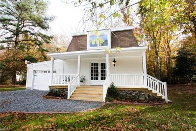 Suffolk Single Family Home New Listing: 823 North Liberty Spring Rd