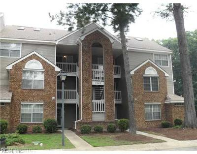 Newport News Single Family Home New Listing: 782 Windbrook Cir #205