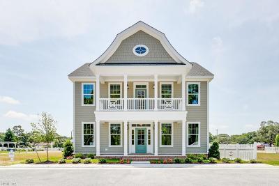 Virginia Beach Single Family Home For Sale: 4412 Taylor Pl