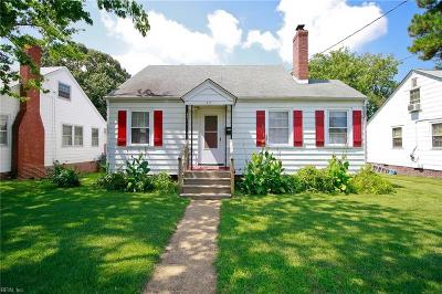 Hampton Single Family Home New Listing: 45 Piedmont Ave