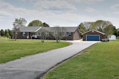 Chesapeake Single Family Home For Sale: 2621 Number Ten Ln