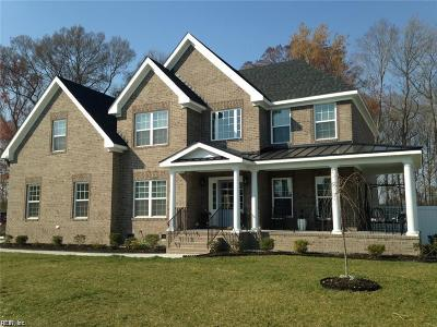 Chesapeake Single Family Home Under Contract: 104 Hanyen Ct