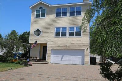 Virginia Beach Single Family Home For Sale: 626 Surfside Ave