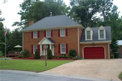 Suffolk Single Family Home For Sale: 117 Northgate Ln