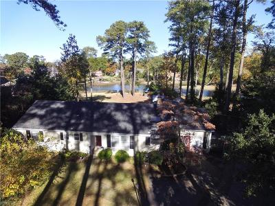 Virginia Beach Single Family Home For Sale: 1316 Chewink Ct
