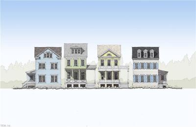 Norfolk Single Family Home For Sale: 9642 Nansemond Bay St
