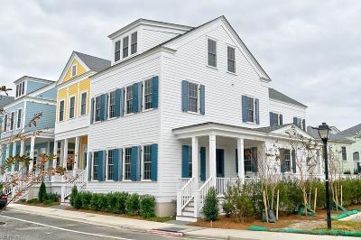 Norfolk Single Family Home For Sale: 9638 Nansemond Bay St