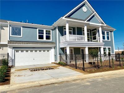 Suffolk Single Family Home For Sale: 201 Ivystone Rch #E5