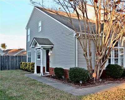 Suffolk Single Family Home For Sale: 6226 Heather Glen Dr