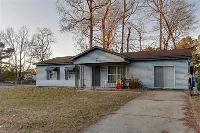 Suffolk Single Family Home For Sale: 5633 Frank St
