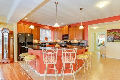 Suffolk Single Family Home For Sale: 132 Sharpe Dr