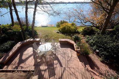 Virginia Beach Single Family Home For Sale: 1293 Belvoir Ln