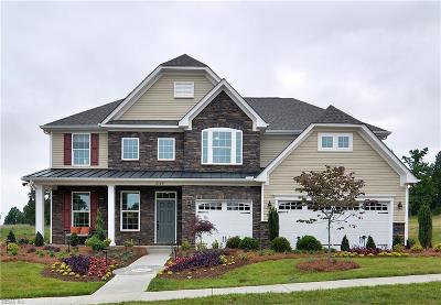 Suffolk Single Family Home Under Contract: 210 Patriots Walke Dr