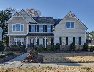 Chesapeake Single Family Home For Sale: 620 Appalachian Ct