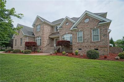 Chesapeake Single Family Home New Listing: 4404 McCaan Quay