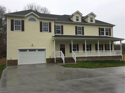 Chesapeake Single Family Home New Listing: 217 Centerville Tpke N
