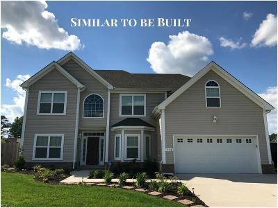 Chesapeake Single Family Home For Sale: 900 Green Sea Trl
