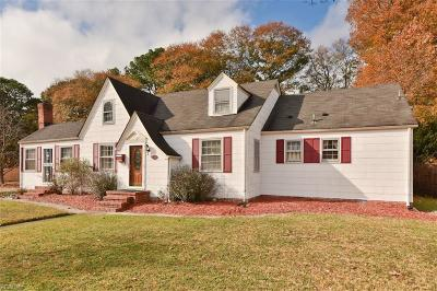 Portsmouth Single Family Home New Listing: 2134 Colorado Ave