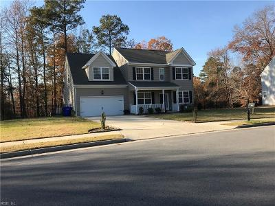 Suffolk Single Family Home New Listing: 2011 Mill Lake Rd