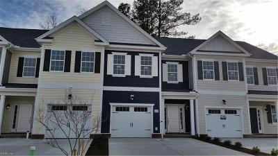 Chesapeake Single Family Home Under Contract: 5206 Lombard St