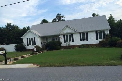 Suffolk Single Family Home New Listing: 201 Byrd St