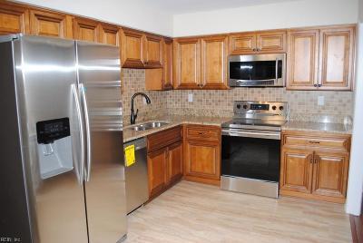 Chesapeake Single Family Home New Listing: 516 Denver Ave