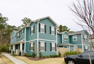 Chesapeake Single Family Home New Listing: 2540 Leytonstone Dr