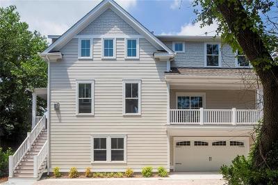 Virginia Beach Single Family Home New Listing: 206 66th St #B
