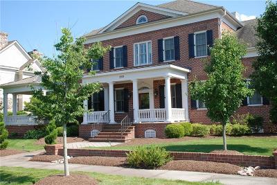 Virginia Beach Single Family Home New Listing: 1909 Benecia Dr
