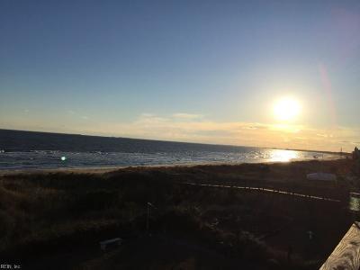 Virginia Beach Single Family Home New Listing: 3720 Jefferson Blvd #B