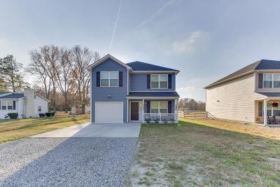 Chesapeake Single Family Home New Listing: 1604 Whittamore Rd