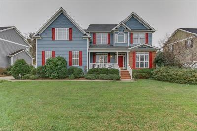 Chesapeake Single Family Home New Listing: 1228 Cherrytree Ln