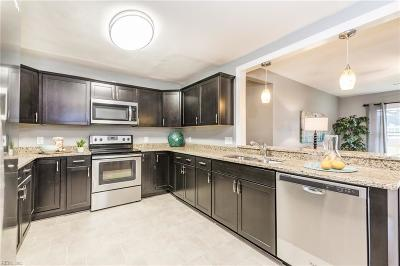Norfolk Single Family Home New Listing: 8209 Nathan Ave