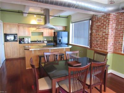Norfolk Single Family Home New Listing: 435 Monticello Ave #300D
