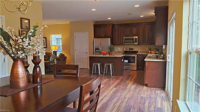 Portsmouth Single Family Home New Listing: 408 Summers Pl #A