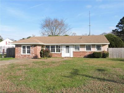 Virginia Beach Single Family Home New Listing: 904 Westerly Trl