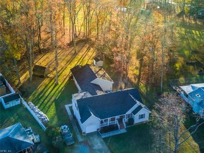 Chesapeake Single Family Home New Listing: 4203 Coffman Blvd