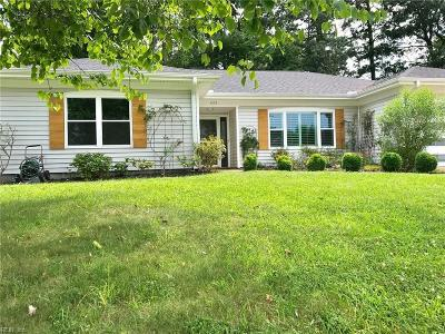 Virginia Beach Single Family Home New Listing: 688 Pinebrook Dr