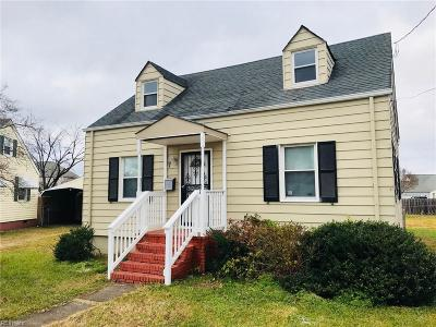 Portsmouth Single Family Home New Listing: 7 Ansell Ave
