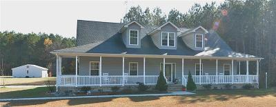 Suffolk Single Family Home New Listing: 4044 Adam Swamp Rd