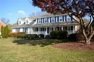 Virginia Beach Single Family Home New Listing: 2627 Landview Cir