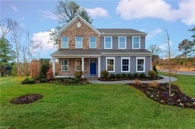 Chesapeake Single Family Home Under Contract: 612 Combs Ln