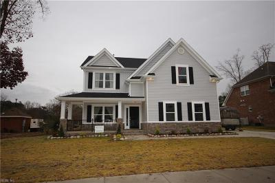 Suffolk Single Family Home New Listing: 4018 Brians Ln