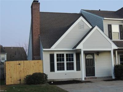 Virginia Beach Single Family Home New Listing: 1324 Rica Ct