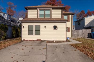 Virginia Beach Single Family Home New Listing: 4208 Old Lyne Rd