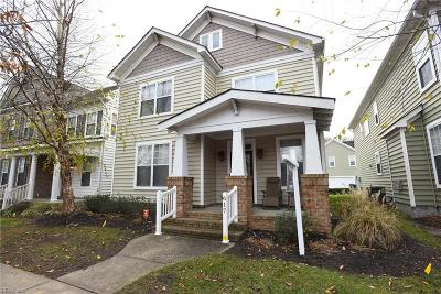 Portsmouth Single Family Home New Listing: 617 Water Lilly Rd
