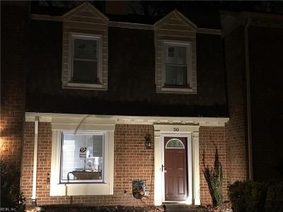 Chesapeake Single Family Home New Listing: 50 Colonial Way