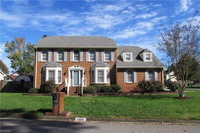 Virginia Beach Single Family Home New Listing: 1408 Ludlow Dr